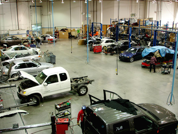 Jaguar Land Rover >> Santee Body Shop, Lakeside Collision Repair, Poway Auto Body | Philip Thearle