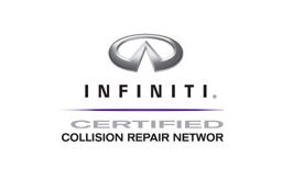 Infiniti Certified Repair Network Logo